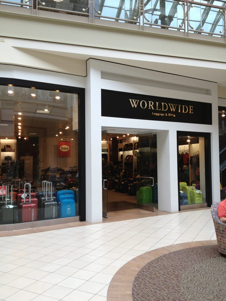 Worldwide Luggage & Gifts: 21100 Dulles Town Cir, Sterling, VA