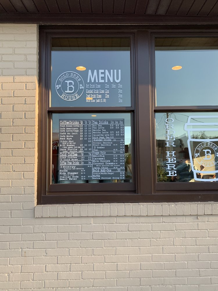 Bold Brew House: 314 N Lafayette, Macomb, IL