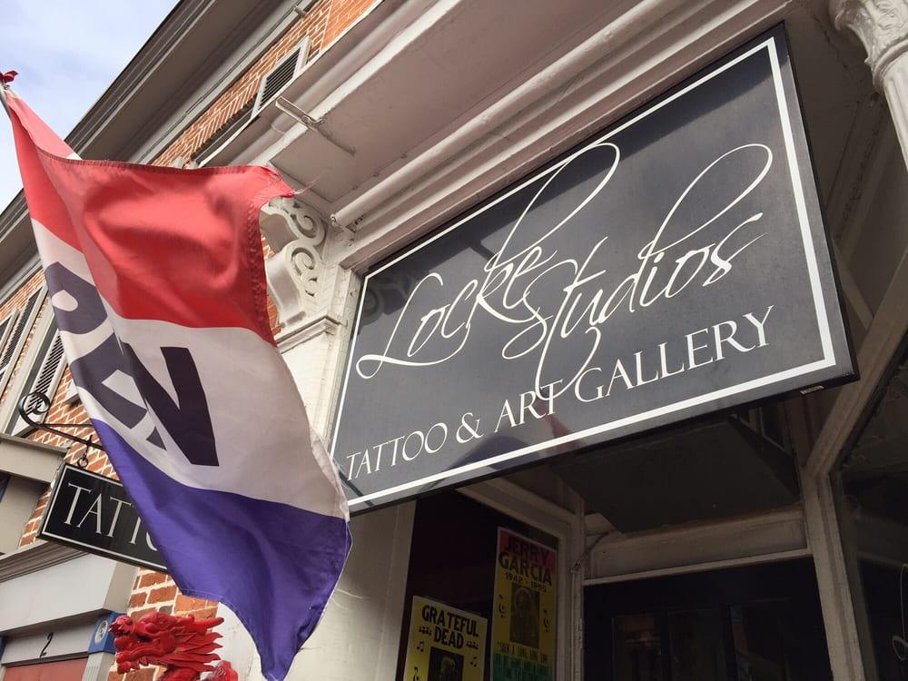 Social Spots from Locke Studios tatoo and Art Gallery