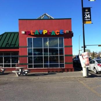 Calgary Fast Food Se
