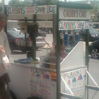 clayboys shaved ice