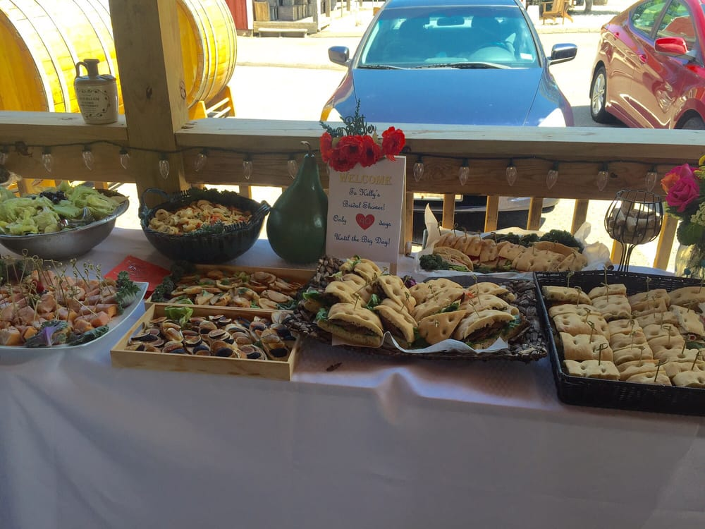 photo of la cucina catering north branford ct united states tuscan theme