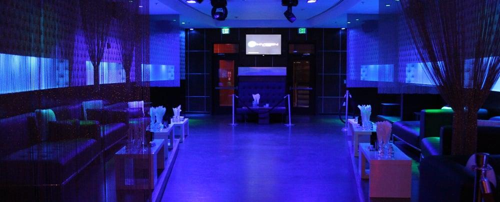 Oxygen Ultra Lounge: 10 S Calvert St, Baltimore, MD