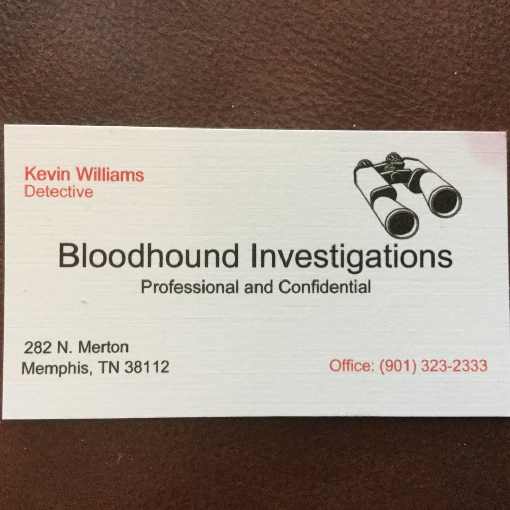 Bloodhound Investigations Law Enforcement Experience - 17 Photos ...