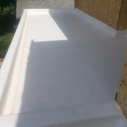 Photo Of United Roofing U0026 More   Kirkland, WA, United States. TPO Membrane