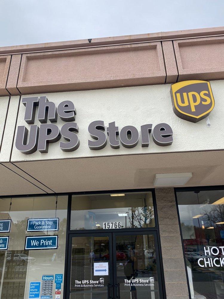 The UPS Store: 15766 La Forge St, Whittier, CA