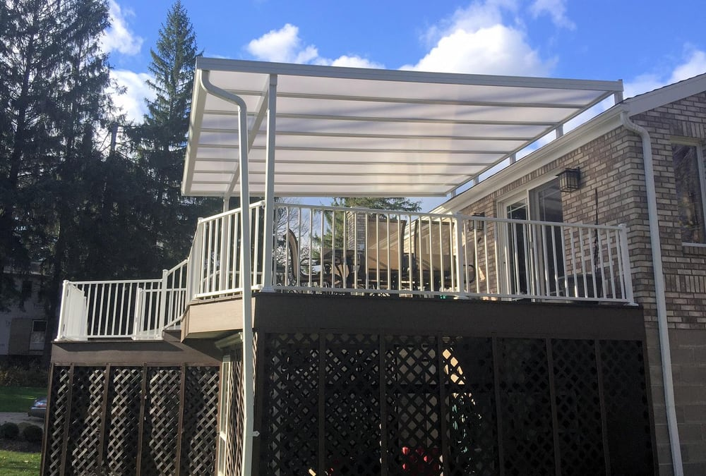 Deck King Usa 18 Photos Patio Coverings Pittsburgh Pa Phone