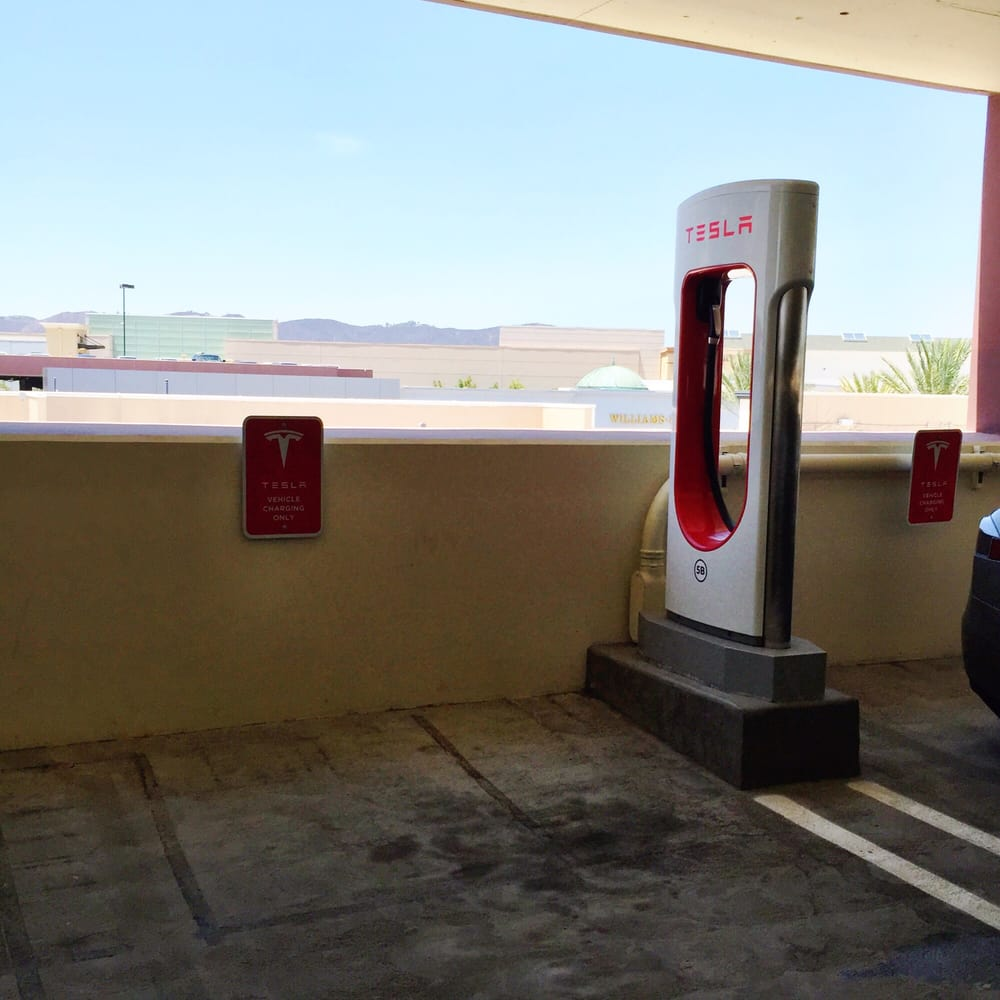 Photo Of Promenade Temecula Ca United States Tesla Super Charging Stations