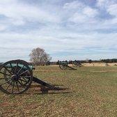 Manassas National Battlefield Park Dogs