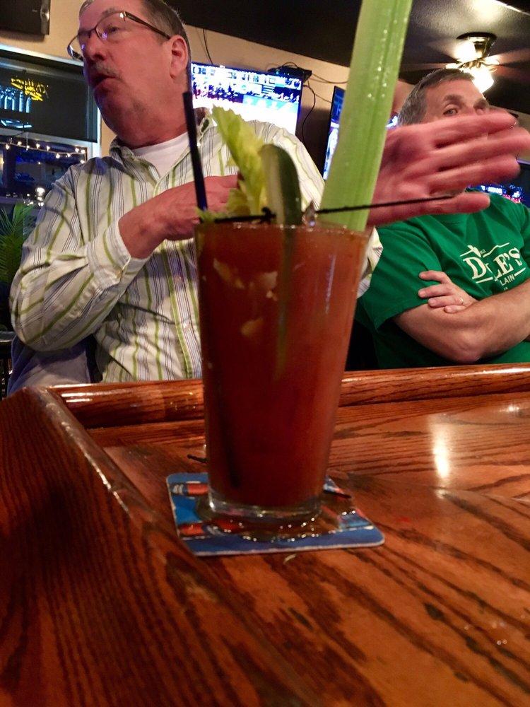 Judy's Barge Inn: 600 W Front St, Buffalo, IA