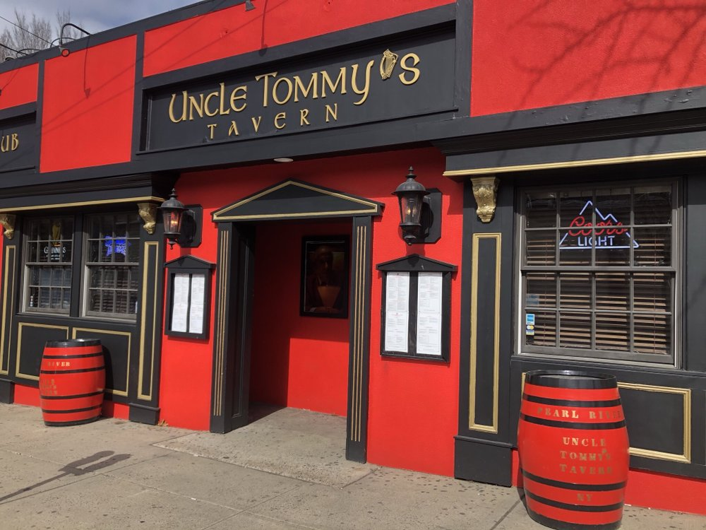 Uncle Tommy's Tavern: 33 W Central Ave, Pearl River, NY