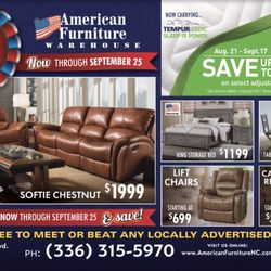 Beau Photo Of American Furniture Warehouse   Greensboro, NC, United States. Now  Is A