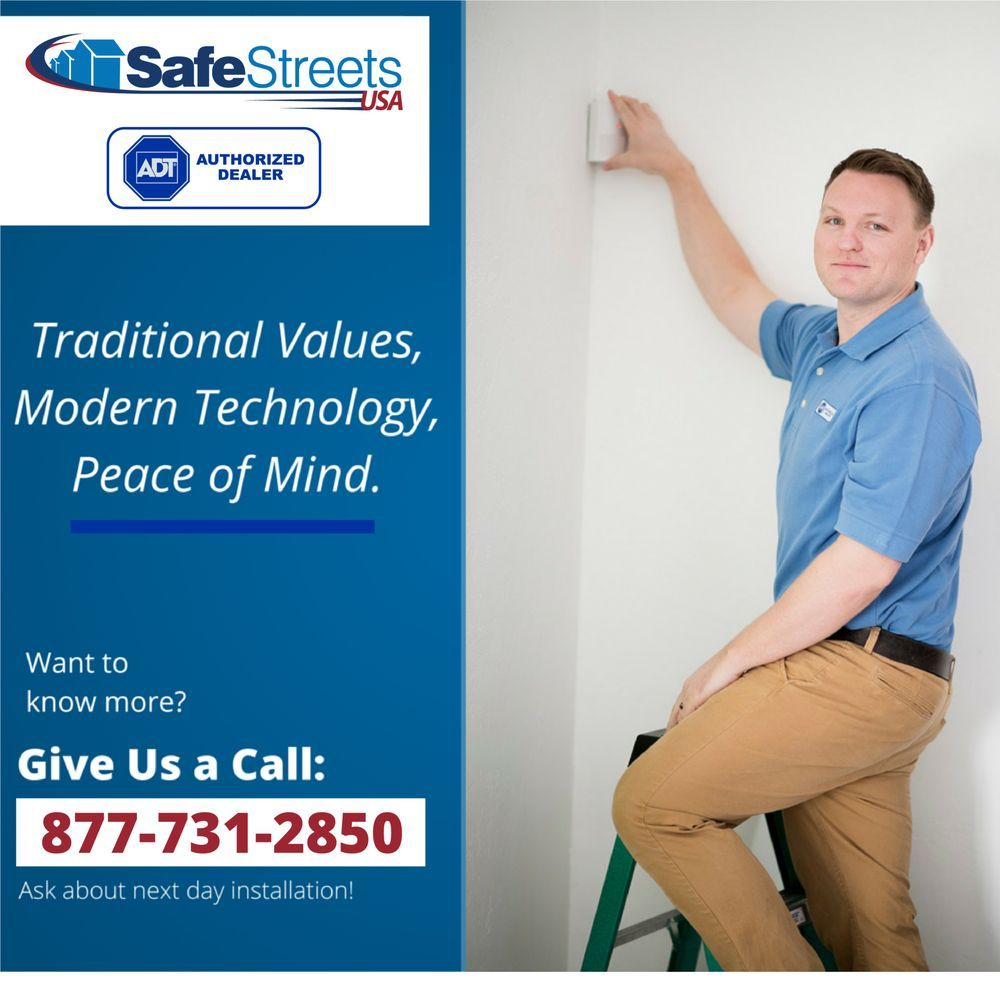 Safe Streets USA - ADT Authorized Dealer: Columbus, OH