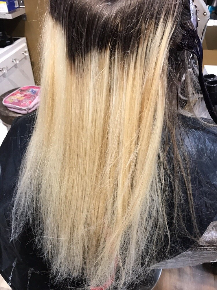 Hair Color Highlights Lowlights Ombre Balayage Hair Extension 30