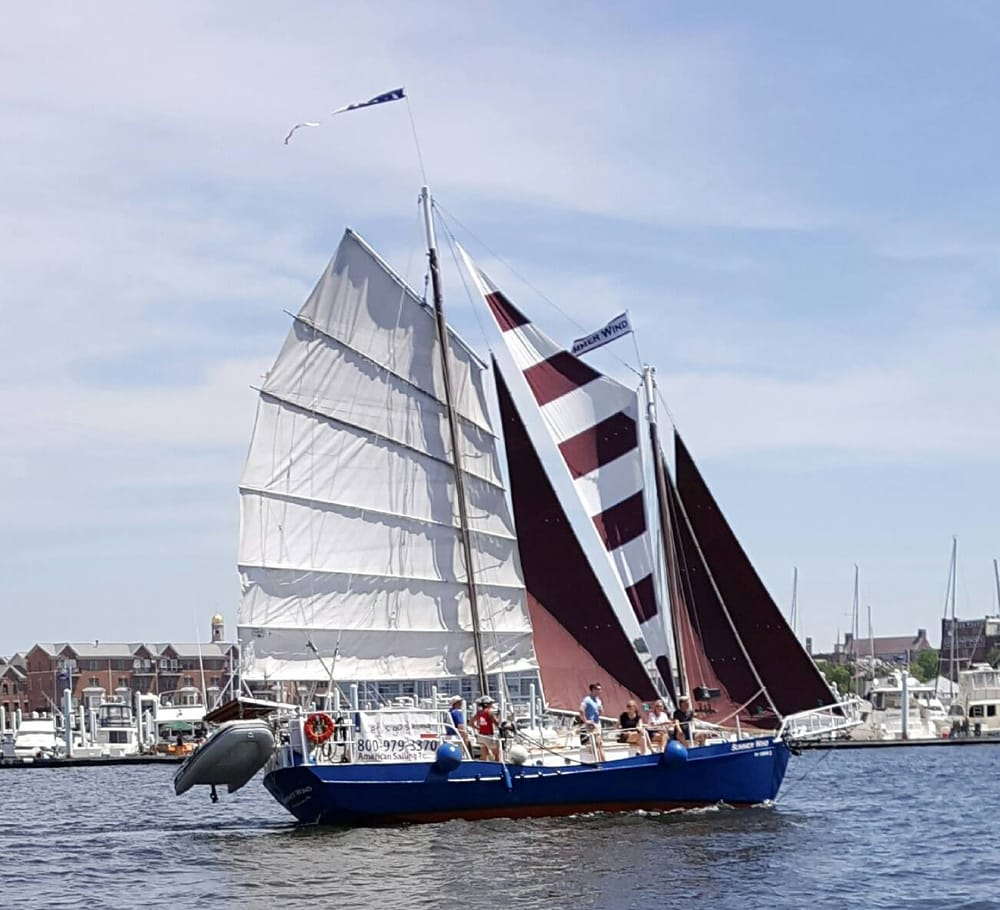 American Sailing Tours