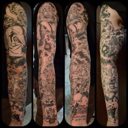 Hardcore tatto