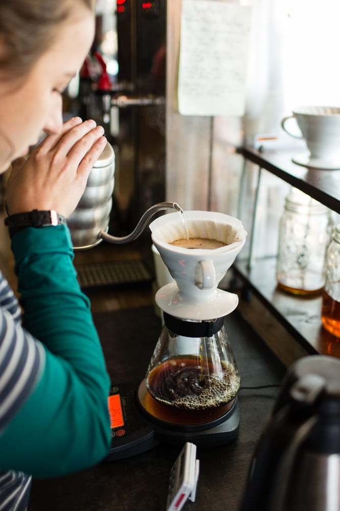 Seth's Coffee: 323 E Washington St, Appleton, WI
