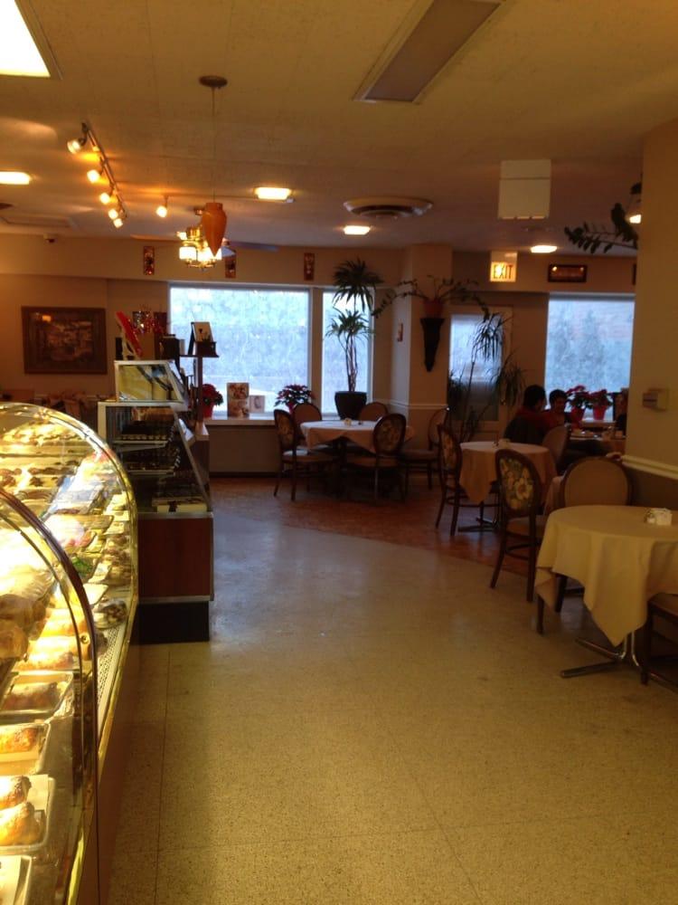Lutz Cafe Chicago Menu