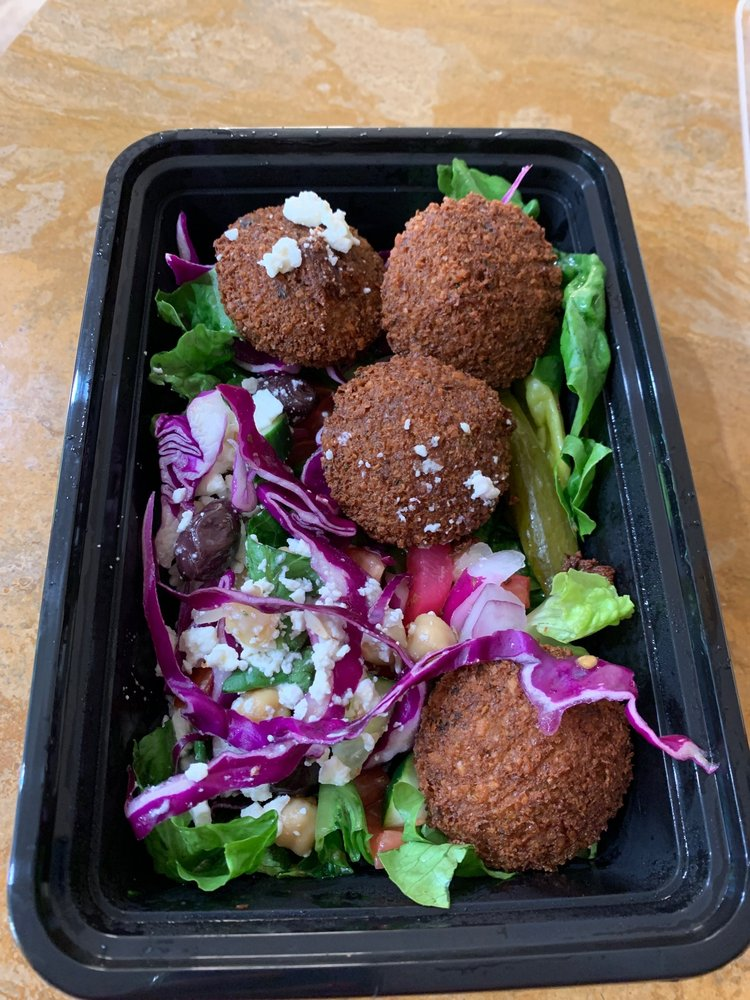 Food from Gyro Stop