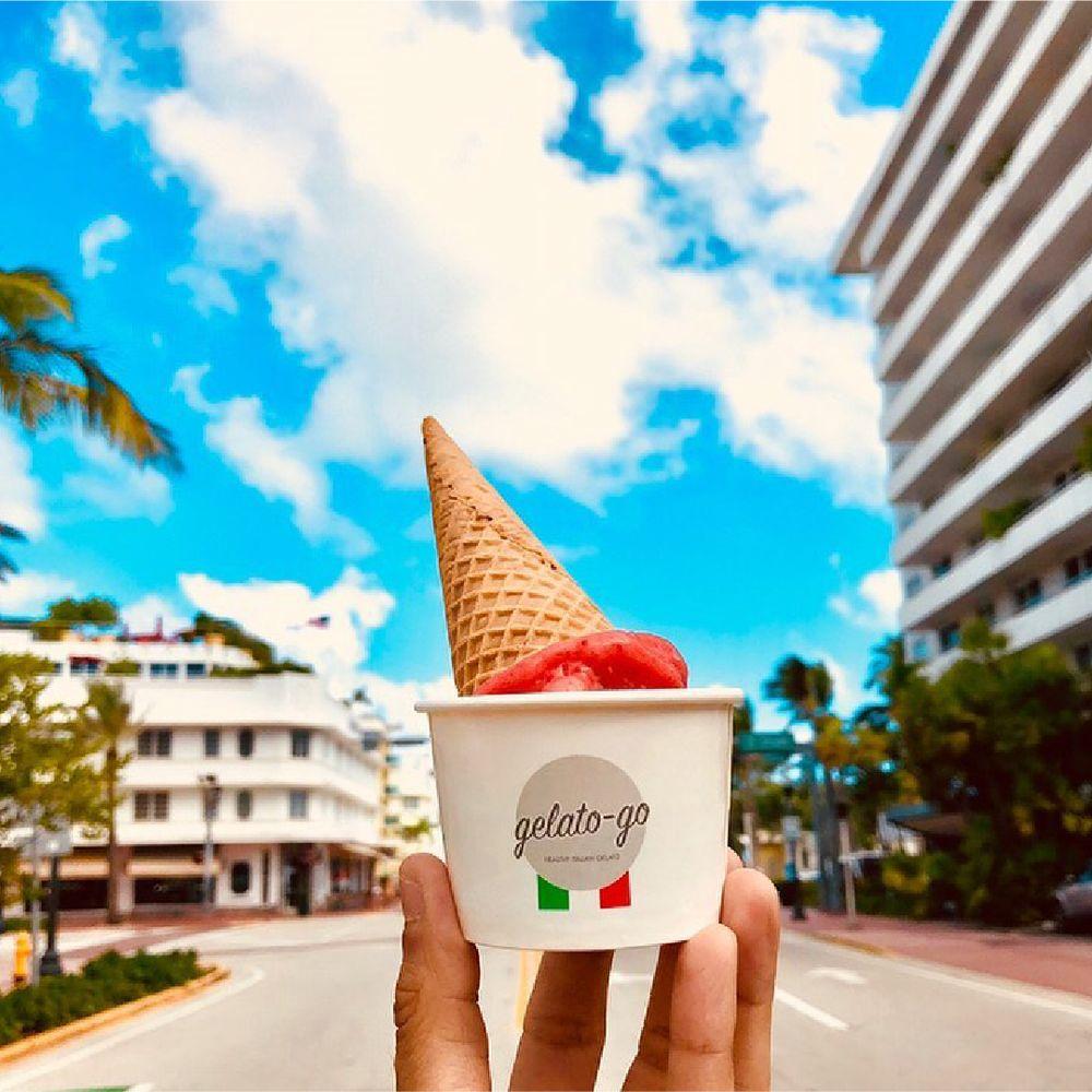 Gelato-go South Beach