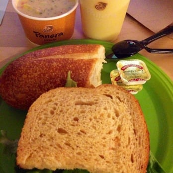 Panera Bread 46 Photos 52 Reviews Sandwiches 3110 R St Merced Ca Restaurant Reviews