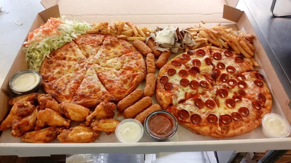 Jimmys Pizza and Grill: 8196 Erie Rd, Angola, NY