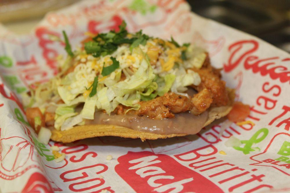 Tacos & bla bla bla: 807 N Main St, Woodruff, SC