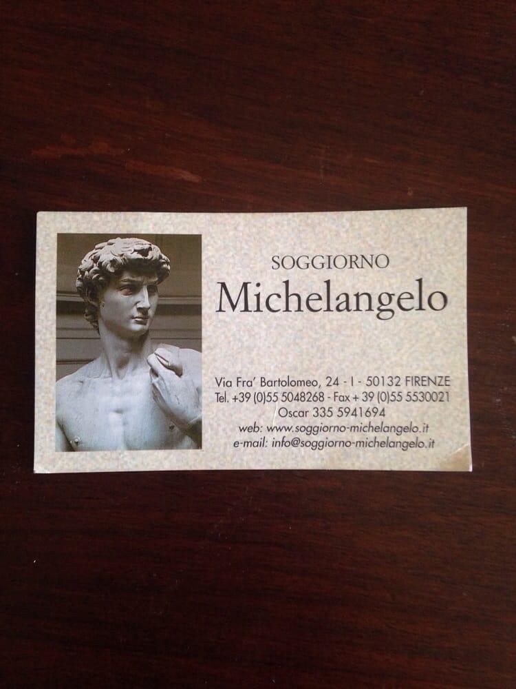 Soggiorno Michelangelo - 12 foto - Bed & Breakfast - Via Fra ...