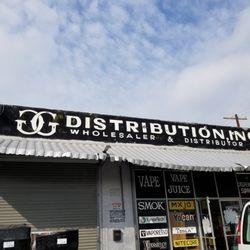 GG Distribution - Vape Shops - 463 E 4th St, Little Tokyo