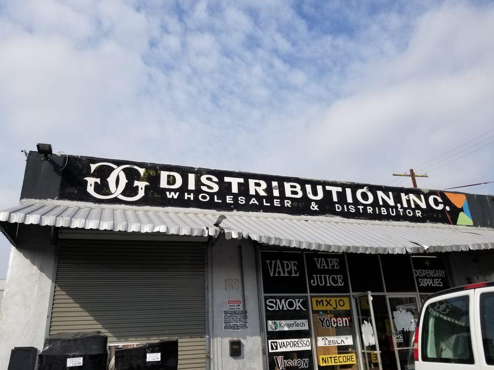 GG Distribution: 463 E 4th St, Los Angeles, CA
