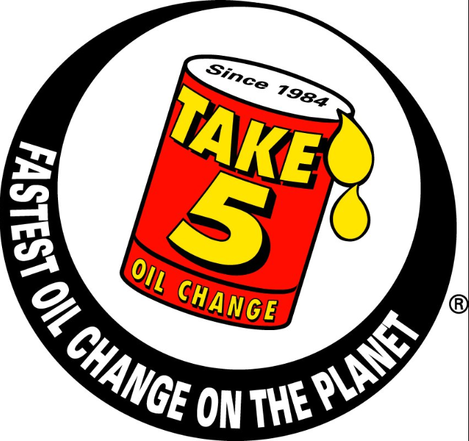 Take 5 Oil Change