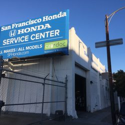 Photo Of San Francisco Honda Service Center   San Francisco, CA, United  States