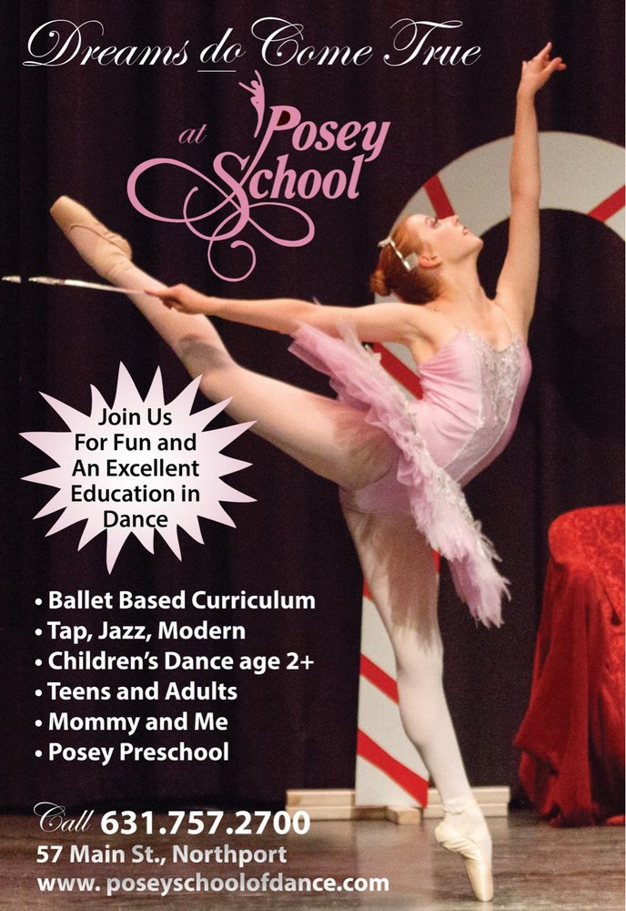 Posey School of Dance: 57 Main St, Northport, NY