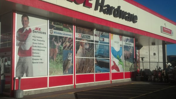 Ace Hardware Hardware Stores 400 Uinta Dr Green River