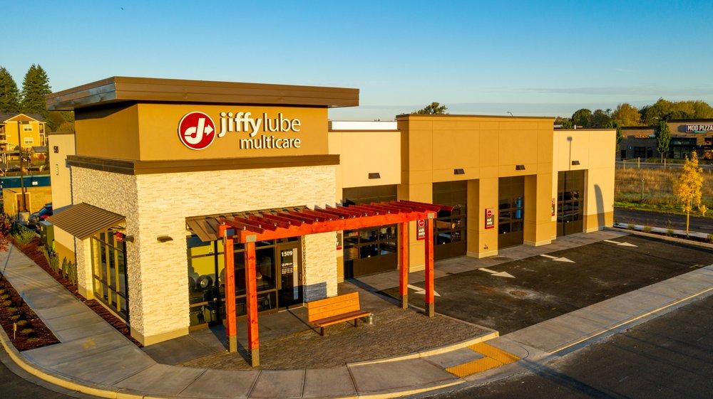 Jiffy Lube: 1509 SW 12th Ave, Battle Ground, WA
