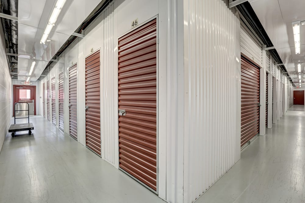 YourSpace Storage at Ballenger Creek: 4971 New Design Rd, Frederick, MD