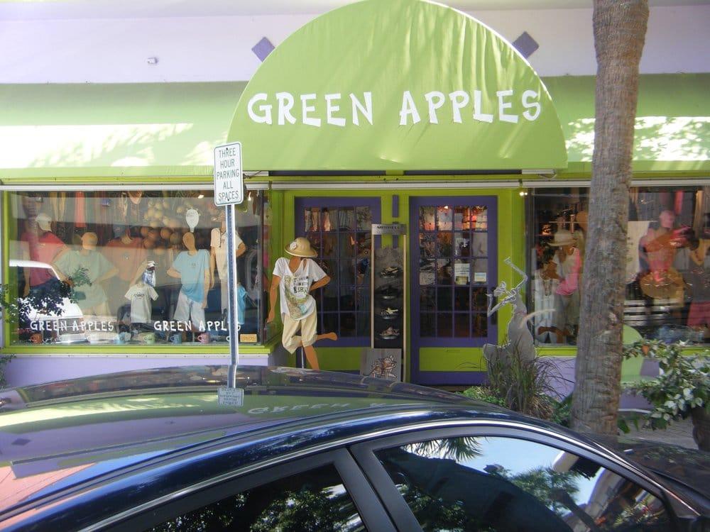 Green Apples: 111 Harrison St, Cocoa, FL