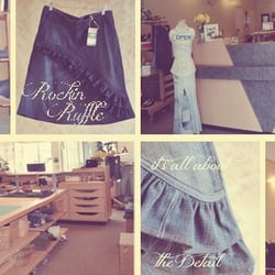 Love My Jean Skirt - Women's Clothing - 116 N 3rd St, Hannibal, MO ...