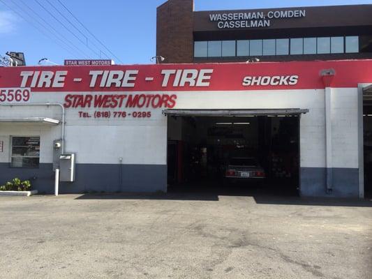 Star West Motors 5569 Reseda Blvd Ste A Tarzana, CA Automotive ...