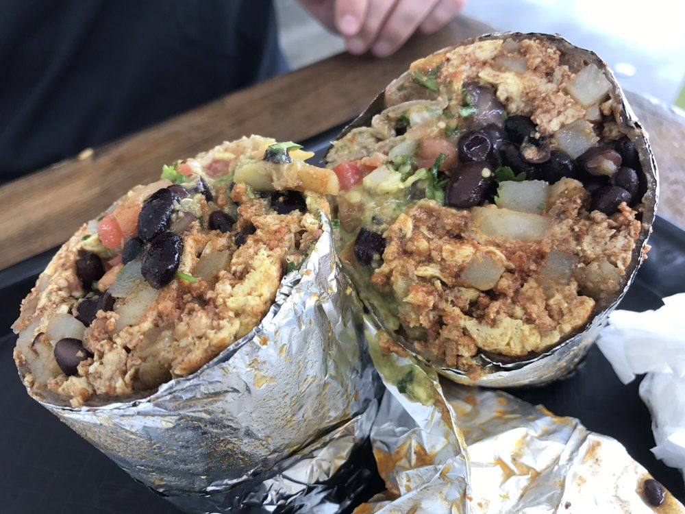Best Coast Burritos: 1400 Powell St, Emeryville, CA