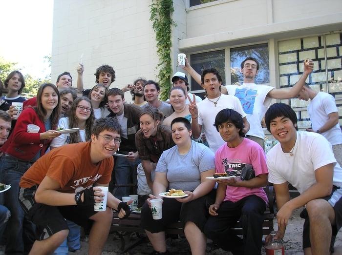 College Houses - Pearl Street Co-op