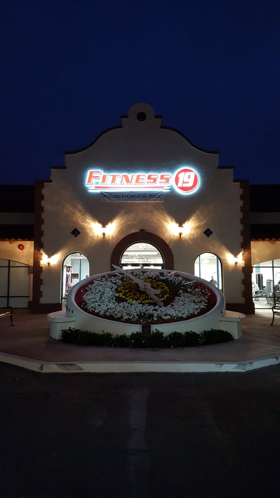 Fitness 19 Camarillo: 1775 East Daily Dr, Camarillo, CA