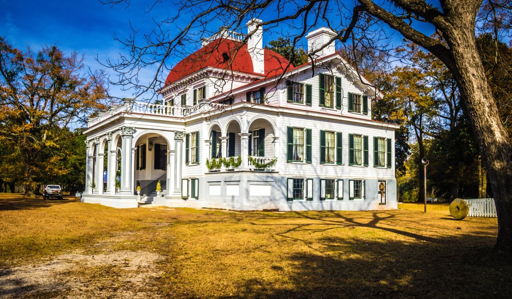 Kensington Mansion: 4140 Mccords Ferry Rd, Eastover, SC