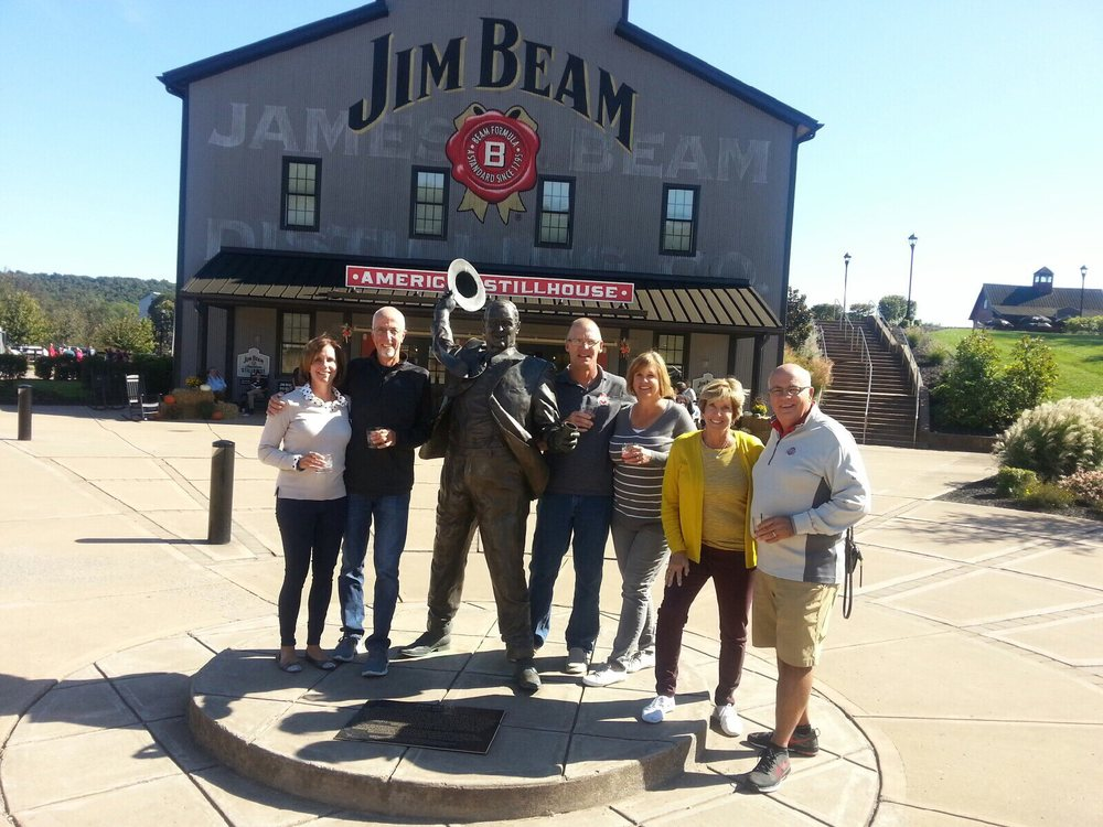 Jim Beam Tour Address