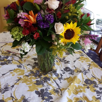 Flower market 19 photos 22 reviews florists 5851 wiles rd photo of flower market coral springs fl united states mothers day arrangement mightylinksfo
