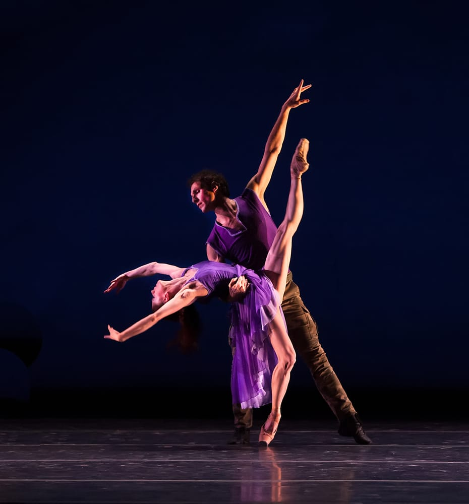 Maria Mosina And Domenico Luciano In The Last Beat By Sue