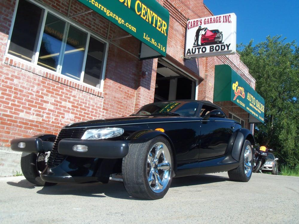 Carr's Garage Inc: 396 Broad St, Cumberland, RI