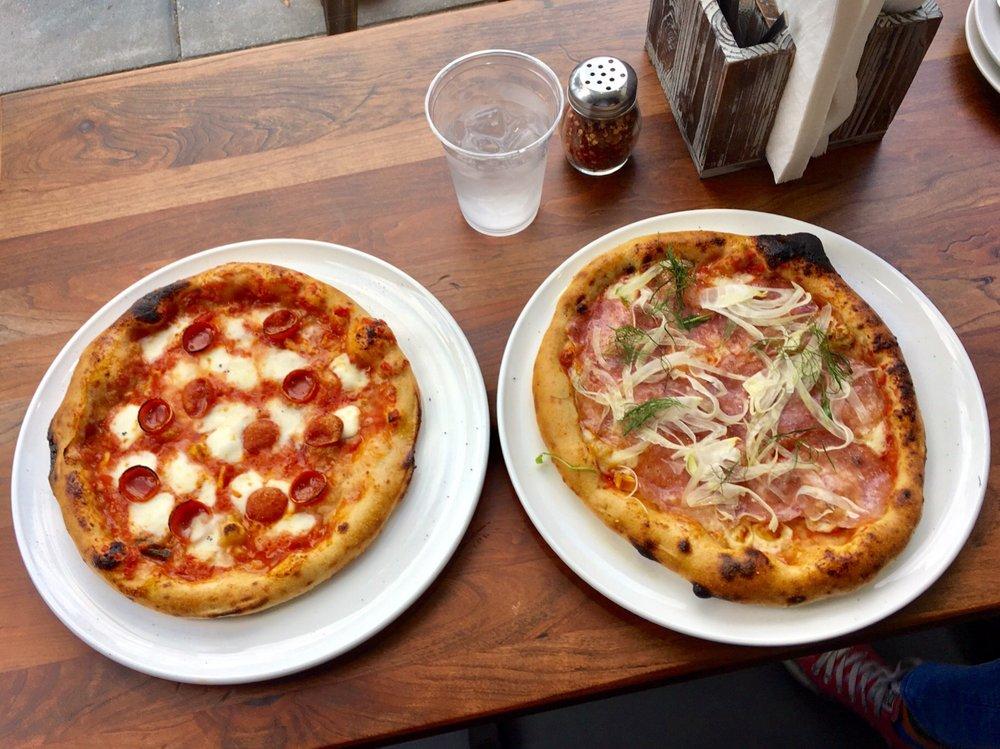 Tino's Pizzeria: 3420 Connecticut Ave NW, Washington, DC, DC
