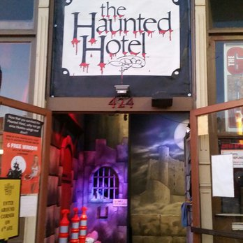 The haunted hotel 32 photos 114 reviews haunted for Haunted hotel in san diego