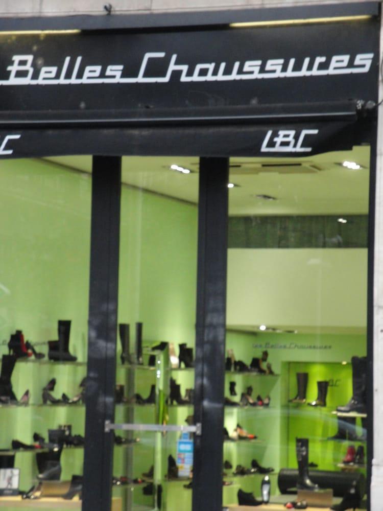 les belles chaussures magasins de chaussures 34 rue de. Black Bedroom Furniture Sets. Home Design Ideas